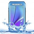 For Galaxy Note 5 Blue Riyo IP68 Waterproof Shockproof Dustproof Case..