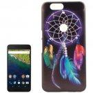 For Google Nexus 6P Dreamcatcher Pattern PC Protective Case