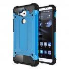 For Huawei Mate 8 Blue Tough Armor TPU + PC Combination Case