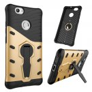 For Huawei nova Gold Rotating TPU + PC Combination Case with Holder