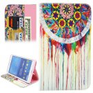 For Tab 4 7.0 Ethnic Style Flip Leather Case with Holder, Wallet & Card Slots