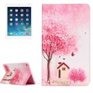 For iPad Air 2/iPad 6 Cottage Pattern Horizontal Flip Leather Case with Holder