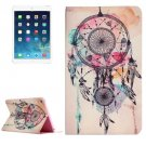For iPad Air 2/iPad 6 DreamCatcher Pattern Horizontal Flip Leather Case with Holder