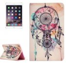For IPad Mimi 4 Dream Catcher Pattern Horizontal Flip Leather Case with Holder