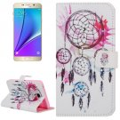 For Galaxy Note 5 Dreamcatcher Diamond Leather Case with Holder, Wallet & Card Slots