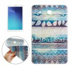 For Tab E 9.6 National Style Drawing Pattern TPU Protective Case