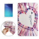 For Tab E 9.6 Smile Pattern TPU Protective Case