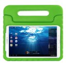 For Tab E 9.6 Green EVA Bumper Protective Case with Handle & Holder