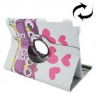 For Galaxy Tab A 9.7 Much Pattern Flip Leather Case with Rotating Holder