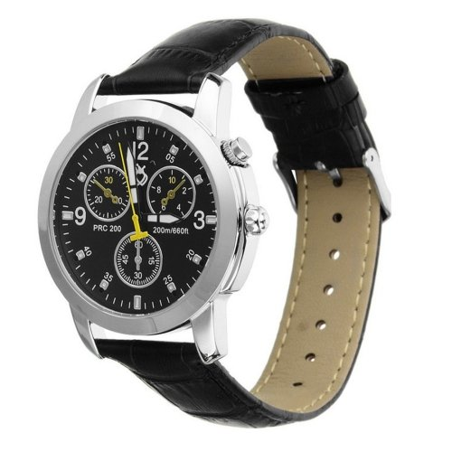 Foxwear Y20 Bluetooth V4.0 Daily Waterproof IP67 Smart Quartz Watch- 2 colors