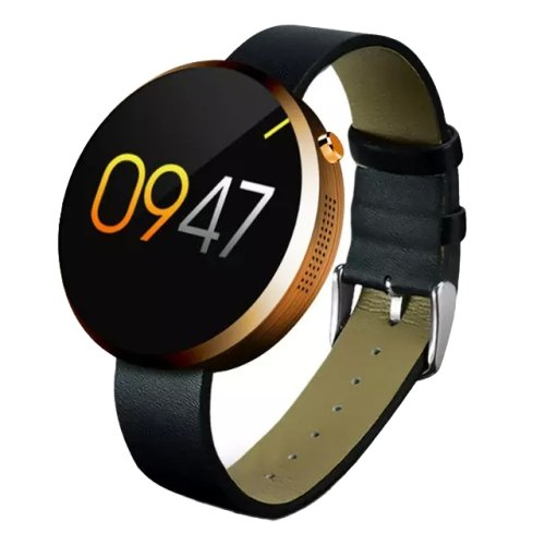 DOMINO DM360 Waterproof Bluetooth Wrist Health Smart Watch - 3 colors