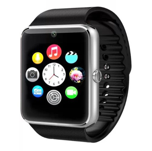 GT08 Smart Watch 1.54 inch TFT LCD Capacitive Touch Screen Watch Phone