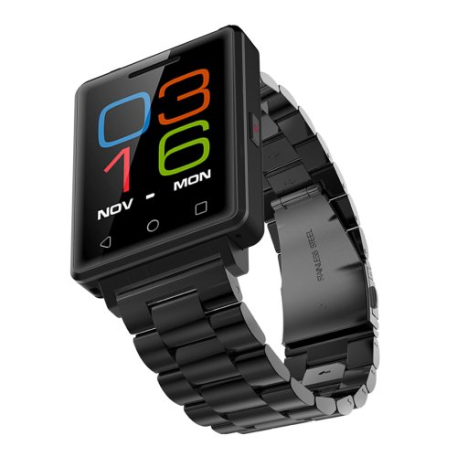 G7 1.54 inch Touch Screen Bluetooth 4.0 MTK2502 Waterproof Smart Watch Phone - 2 colors