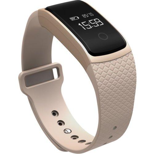 A09 0.66 inch OLED Screen Bluetooth 4.0 IP67 Waterproof Smart Bracelet - 4 colors