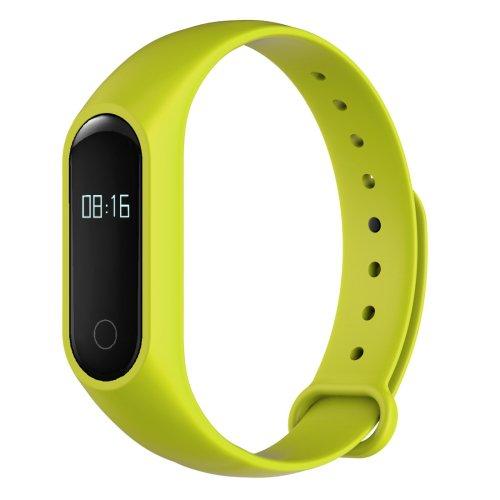 OUKITEL A16 Heart Rate Bluetooth V4.0 Smart Bracelet - 4 colors