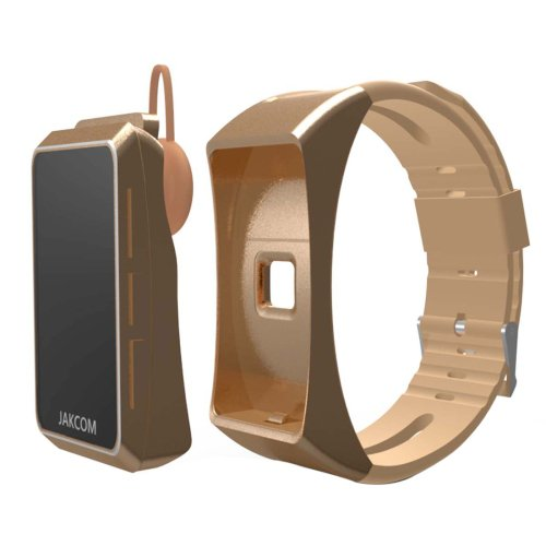 JAKCOM B3 Bluetooth Headset Sports Smart Bracelet for Android / iOS - 3 colors
