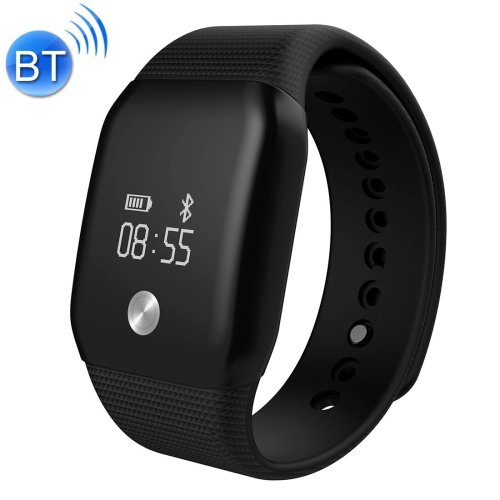 A88+ 0.66 inch OLED Touch Screen Bluetooth Smart Bracelet, Support Blood Oxygen Monitor...