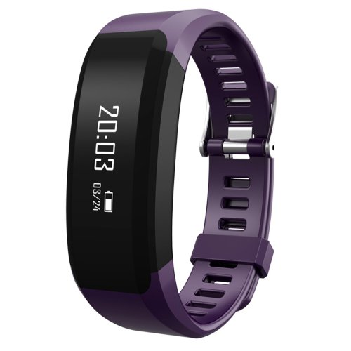 H28 Fitness Tracker Bluetooth Smart Bracelet for iOS / Android Smart Phone... - 3 colors