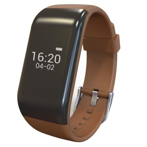 R1 Fitness Tracker Bluetooth Smart Bracelet for iOS / Android Smart Phone... - 5 colors