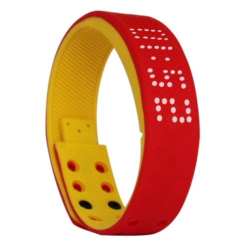 TW2 Flex Waterproof Bluetooth Smart Bracelet for iOS / Android Smart Phone... - 4 colors