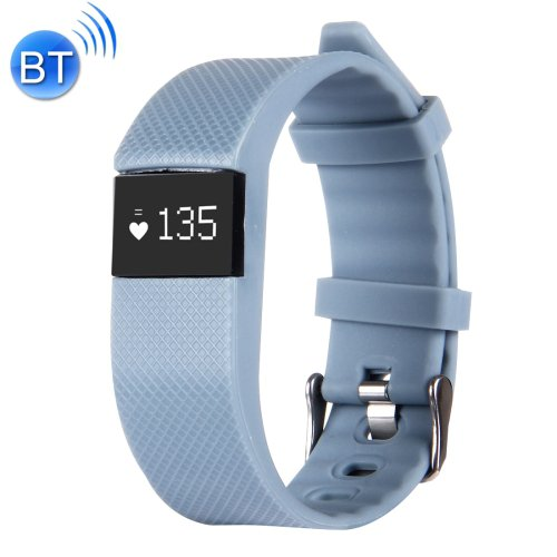 TW64S Waterproof Bluetooth 4.0 Heart Rate Smart Health Bracelet - 5 colors