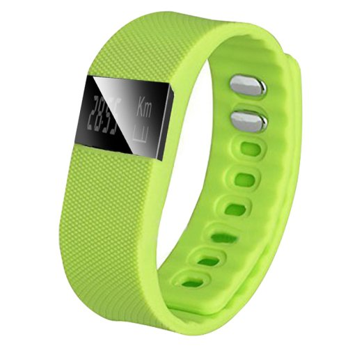 TW64 OLED Display Bluetooth 4.0 Waterproof Smart Bracelet... - 5 colors