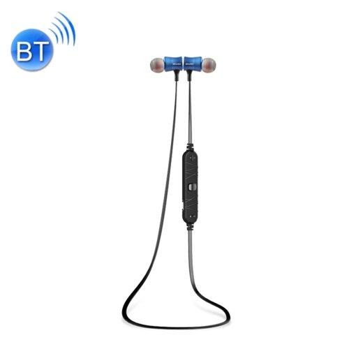 AWEI A825BL Wireless Business Bluetooth Stereo Earphone - 3 colors