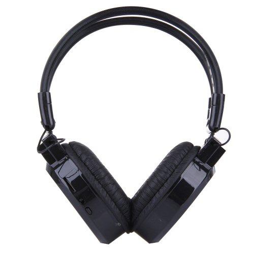 SH-S1 Folding Stereo HiFi Wireless Sports Headphone Headset with LCD Screen - 8 colors