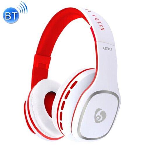 OVLENG S98 Bluetooth V2.1+EDR Wireless Stereo Noise Isolating Headset - 3 colors
