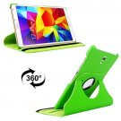 For Tab S 8.4/T700 Litchi Smart Cover Leather Case with 2 Gears Rotating Holder - # Colors