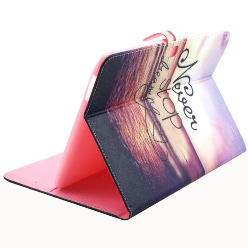For Galaxy Tab 4 / 10.1 Dreaming Pattern Leather Case with Holder, Card Slots & Wallet