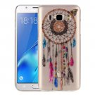 For Galaxy J5 (2016) Colour Bell Pattern IMD Workmanship Soft TPU Protective Case
