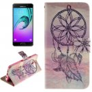 For Galaxy A3(2016) Aesthetic Pattern Flip Leather Case with Holder, Card Slots & Wallet