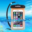 For iPhone 6/6s HAWEEL Universal Waterproof Bag with Lanyard - # Colors