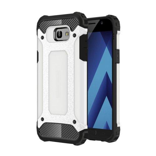 For Galaxy A3(2017) Tough Armor TPU + PC Combination Case - # Colors