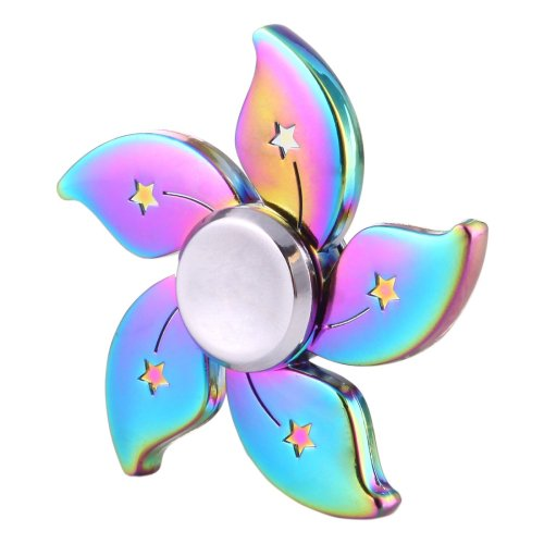 Fidget Spinner Toy Stress Reducer Anti-Anxiety Toy for Children and Adults 8