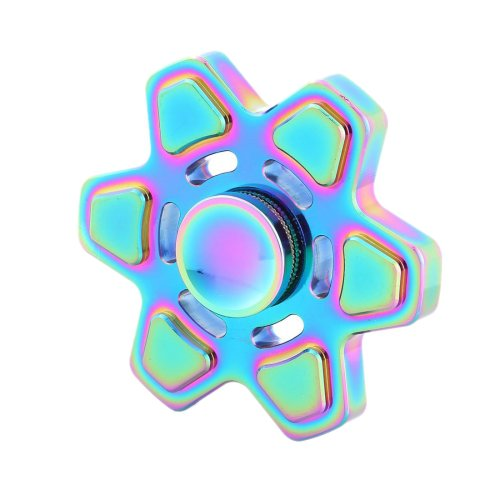 Fidget Spinner Toy Stress Reducer Anti-Anxiety Toy for Children and Adults 20