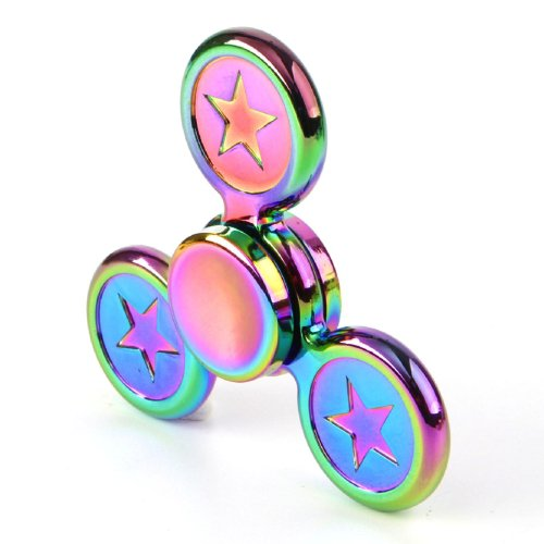 Fidget Spinner Toy Stress Reducer Anti-Anxiety Toy for Children and Adults 33