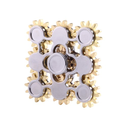 Fidget Spinner Toy Stress Reducer Anti-Anxiety Toy for Children and Adults 34
