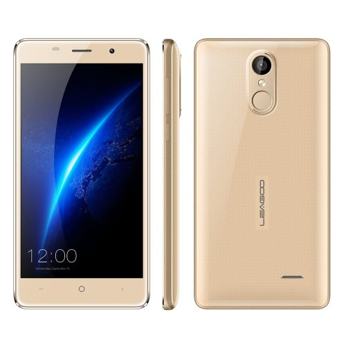 Fingerprint Identification, 5 inch Freeme OS 6.0, MTK6580A LEAGOO M5 Phone # Colors