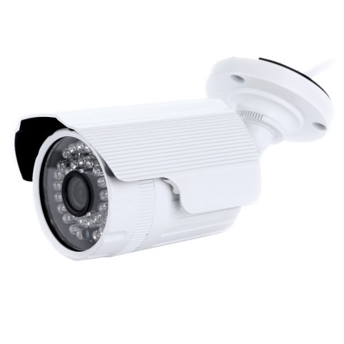 MY314 HD 1080P P2P 2.0 Mega Pixels 3.6mm Lens Bullet IP Camera, Support Night Vision