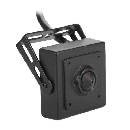COTIER P-1 H.264 720P 1/4 inch 1.0 Megapixel Mini IP Camera, Support Motion Detection