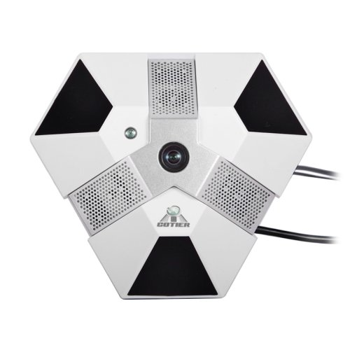 COTIER FE-2L/IP 720P 1/4 inch SONY 238 CMOS Sensor 1.0MP P2P ONVIF  Camera