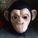 Popular Lovely Halloween Mask Masquerade Emulsion Western Gorilla Big Ear Monkey Mask