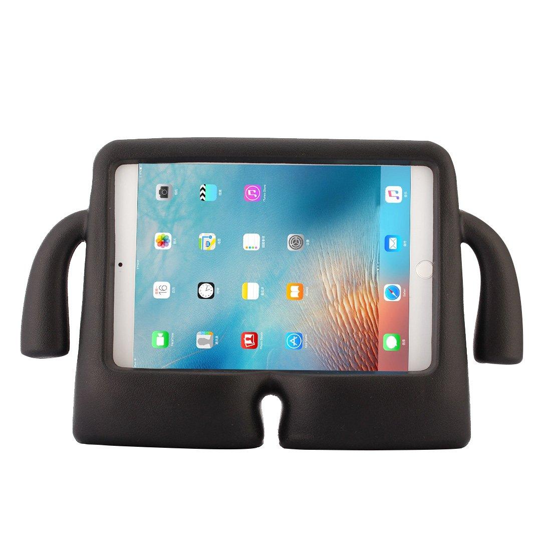 For iPad mini 4/3/2/1 Black EVA Little Hands TV Model Shockproof Protective Cover Case