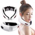 Electric Back Neck Shoulder Electrical Pulse Electric Shock Body Massager