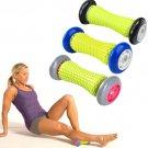 Yoga Health Care Wheel Neck Lumbar Leg Hand Foot Massage Wheel, Random Color Delivery