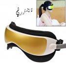 Golden Air Pressure Vibration Music Eye Massager