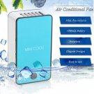Mini Portable Handheld Table Air Conditioner Cooler Cooling USB - 4 colors