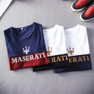 Men Casual Cotton T-shirt style Maserati - 3 colors
